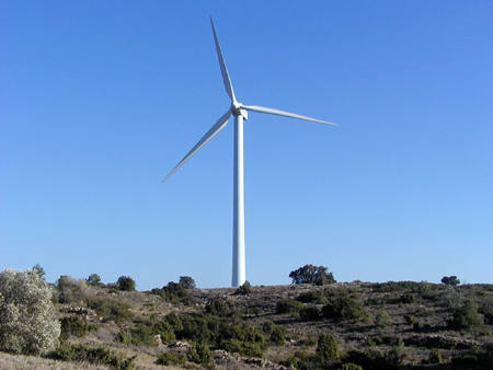 languedoc windmill